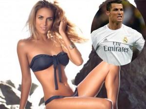 Phim - Lộ diện người tình bí mật nóng bỏng của C.Ronaldo