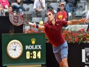 Thể thao - Hạt giống Roland Garros: Federer số 3, Nadal số 5