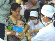 Sức khỏe đời sống - Đưa vaccine ngừa tiêu chảy và bại liệt vào tiêm chủng mở rộng
