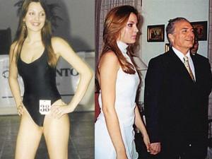 Thời trang - Vợ hoa hậu của tổng thống Brazil bị la ó vì tiêu hoang
