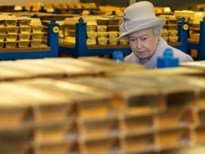 Tài chính - Bất động sản - Trung Quốc mua hầm vàng 90 tỉ USD của Anh