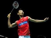 Thể thao - Lee Chong Wei xô đổ kỷ lục với cú đập 408km/h