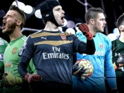 Bóng đá - De Gea, Cech thống trị top cứu thua NHA 2015/16