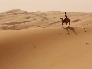 5 sa mạc nóng bỏng kinh hoàng nhất thế giới