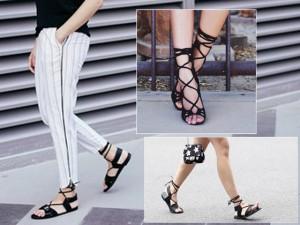 Thời trang - 4 kiểu giày đẹp khó cưỡng hè này