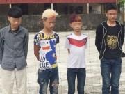 Video An ninh - Bắt 4 thiếu niên ném đá ôtô trên cao tốc HN- Hải Phòng