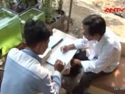 Video An ninh - Cảm phục 3 cha con cùng ứng thí THPT Quốc gia 2016