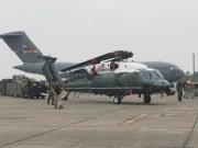 Tin tức trong ngày - Trực thăng Marine One của Tổng Thống Obama đến Nội Bài