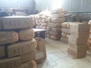 Thị trường - Tiêu dùng - Tạm giữ hơn nửa tấn bim bim ở cơ sở sản xuất trái phép