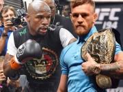 """Thể thao - """"Gã điên UFC"""" mời thầy Pacquiao chờ đấu Mayweather"""
