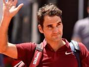 Thể thao - Lưng đau, Federer rút lui khỏi Roland Garros