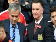 Bóng đá - MU tính mời Mourinho nhưng vẫn giữ lại Van Gaal