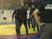 Thể thao - Sốc: Thua đau, đô vật tỷ phú gọi vệ sĩ bắn đối thủ