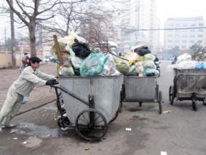 Tin tức trong ngày - Hà Nội sẽ quy ước giờ đổ rác