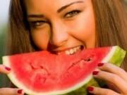 Sức khỏe đời sống - Những người tuyệt đối không được ăn dưa hấu