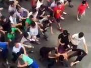 Bạn trẻ - Cuộc sống - Vào trường thể thao ăn trộm, thanh niên bị đánh nhừ tử