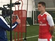 Bóng đá - Tin HOT tối 21/5: Lộ ảnh Xhaka khoác áo Arsenal