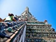 Thế giới - Ảnh đẹp về cuộc sống thường ngày đầy thú vị ở Thái Lan