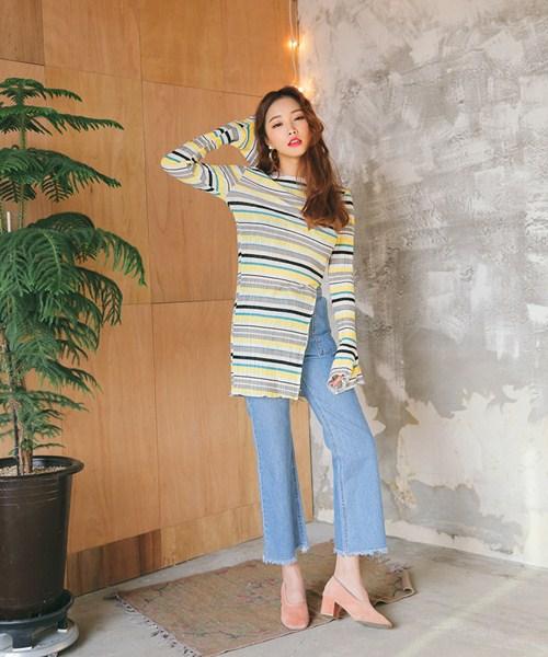 Cách đơn giản chinh phục quần jeans tua rua - 15
