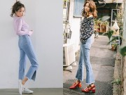 Thời trang - Cách đơn giản chinh phục quần jeans tua rua