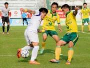 Bóng đá - Sôi động V-League 22/5: SLNA đại thắng, B.BD bị cầm hòa