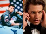 Phim - Vẻ ngoài 30 năm chưa hề thay đổi của tài tử Tom Cruise