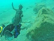 Thế giới - Tìm thấy kho báu La Mã 1.600 năm dưới đáy biển
