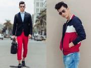 Thế giới thời trang - Street style thanh lịch, chỉn chu của anh chàng đẹp trai