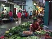 """Video An ninh - Người Sài Gòn """"méo mặt"""" vì thực phẩm tăng giá"""
