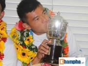 Thể thao - BXH tennis 23/5: Hoàng Nam tăng 41 bậc lọt top 900