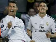 Bóng đá - Cải tổ đội hình: Real tính bán cả Ronaldo, James