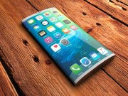 Thời trang Hi-tech - iPhone sẽ trang bị màn hình OLED uốn cong vào năm 2018
