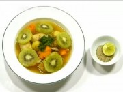 Ẩm thực - Chào tuần mới với thịt bò nấu kiwi chay