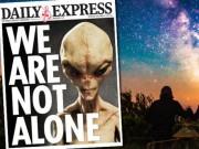 Phi thường - kỳ quặc - Ông Obama sắp công bố sự thật về người ngoài hành tinh?