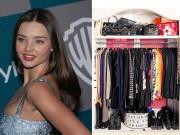 Thời trang - Khám phá tủ đồ hiệu của siêu mẫu Miranda Kerr