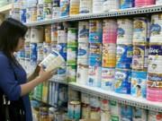 Thị trường - Tiêu dùng - Tháng 7, xem xét bỏ trần giá sữa cho trẻ dưới 6 tuổi