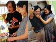 Phim - Tổ ấm hạnh phúc của các sao nam Việt hơn vợ 25 tuổi