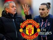 """Bóng đá - MU: Chỉ có Mourinho mới """"xứng"""" làm thầy của Ibra"""
