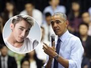 """Ca nhạc - MTV - Sơn Tùng: """"Được Obama nhắc đến là điều tuyệt vời"""""""