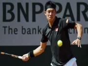 Thể thao - Roland Garros ngày 4: Nishikori hẹn Verdasco, Raonic thắng dễ