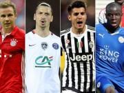 """Bóng đá - Ibra, Hazard và các sao """"đắt hàng"""" nhất chuyển nhượng hè"""
