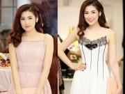 Thời trang - Á hậu Tú Anh xinh đẹp nổi bật với váy ren cotton
