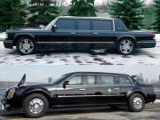 """Thế giới - So sánh xe """"Quái thú"""" của Obama và siêu xe của Putin"""