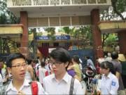 Giáo dục - du học - Thí sinh không có hộ khẩu ở Hà Nội đăng ký dự thi lớp 10 ở đâu?