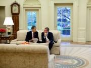 Thế giới - Người âm thầm giúp Obama ăn nói như mây trôi nước chảy