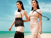 Thời trang - Á hậu Huyền My, Tú Anh đọ sắc trong bộ ảnh đón hè