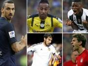 """Bóng đá - Ibra, Pogba & dàn sao có thể """"nối gót"""" Mourinho đến MU"""