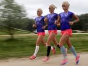 Thể thao - Olympic: Chị em sinh ba lập kỉ lục vô tiền khoáng hậu