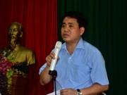 Tin tức trong ngày - Chủ tịch Chung đối thoại với người dân bãi rác Nam Sơn