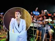 Ca nhạc - MTV - Hàng ngàn sinh viên chen nhau tiếp cận Sơn Tùng
